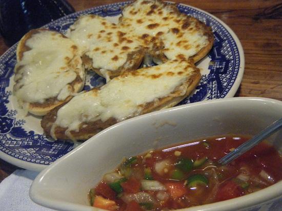 初メキシコシティーとメキシコ料理