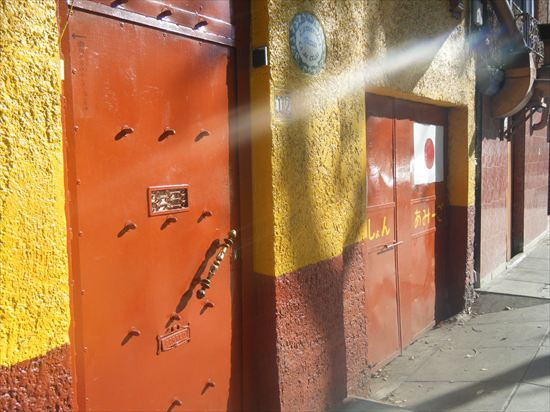メキシコシティの日本人安宿 ペンション・アミーゴ