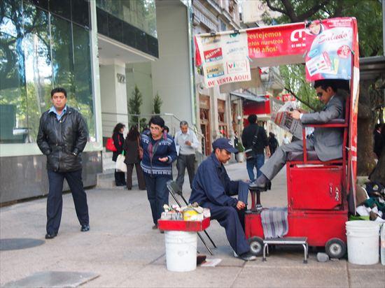 メキシコシティの治安は?街を散策してみた