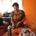 グアテマラの家庭料理