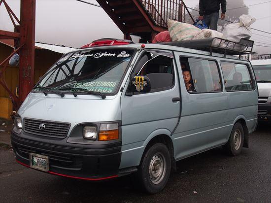 パナハッチェルからチチカステナンゴへ、一番安く行く方法