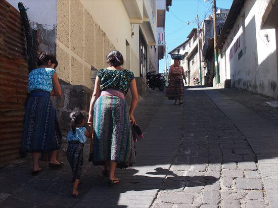 グアテマラでオススメの村、サンペドロ・ラ・ラグーナ