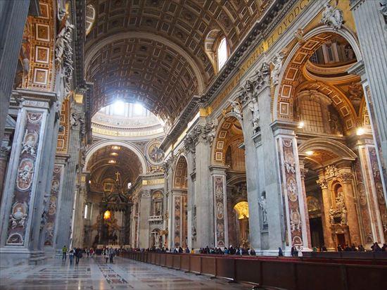 ローマ半日観光のおすすめルートはコレだ!!