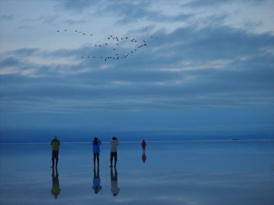 ウユニ塩湖で見た絶景。ウユニ塩湖は、やっぱりすごかった!!