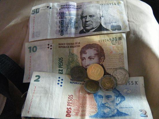 アルゼンチンのお金のウラ事情