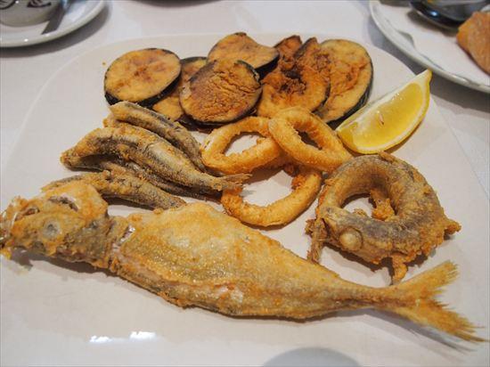 南スペイン・マラガの美味しいスペイン料理レストラン