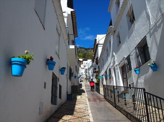 スペインの白い村「ミハス」はマラガからの日帰り観光におすすめ!