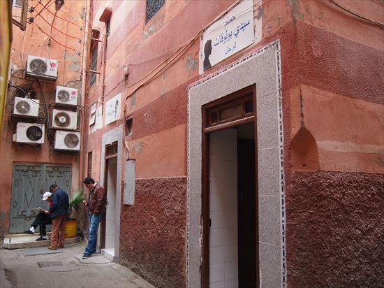 モロッコ・ハマムの入り方&マラケシュのローカル ハマム