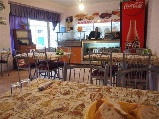 カッパドキア・ギョレメのおすすめロカンタレストラン(大衆食堂)