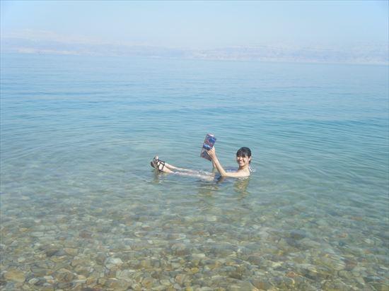イスラエルの死海への行き方。初めてのひとり○○○
