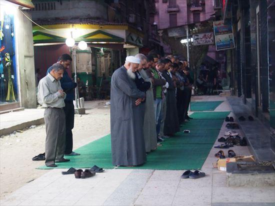 イスラム教徒は怖い?私が見たエジプトのイスラム教徒