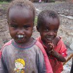 ケニア・マサイ族の村とかわいい子どもたち☆