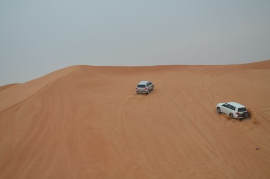 【ドバイ新婚旅行記】1泊2日のドバイ観光プランと砂漠ツアー