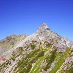【槍ヶ岳登山】初心者の私が登ったおすすめルートとコースタイム公開
