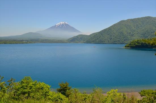 【富士山撮影スポット】河口湖と山中湖を比較!花や夕日と撮るなら?