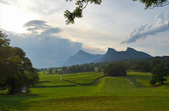 【マイエンフェルト観光】スイスにあるハイジの村が美しすぎた…!