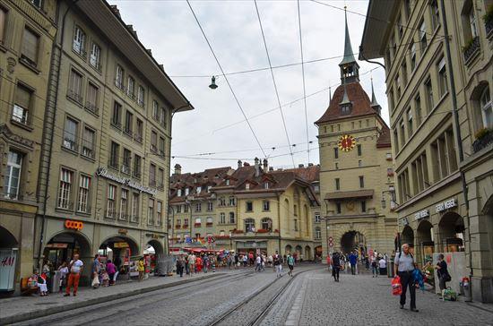 スイスのベルンを半日観光してみた♪見逃したくない場所7選はここ!