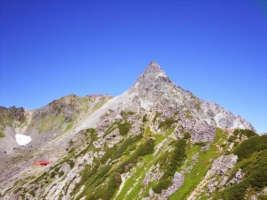 上高地から横尾までの距離と、初心者のコースタイム