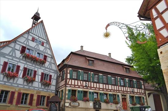 オーバーダーディンゲン(南ドイツ)の観光スポットとホテル