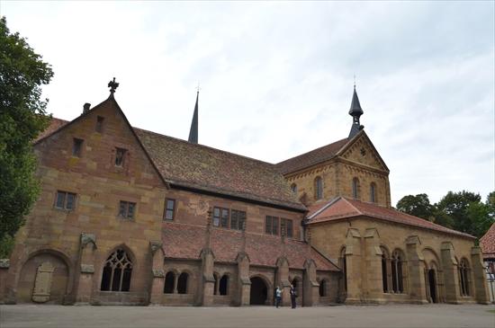 マウルブロン修道院の見どころ(南ドイツのおすすめ世界遺産)