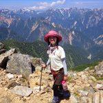 登山初心者だけど、北アルプス(常念岳~燕岳)を縦走してきました!