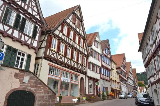 南ドイツのカルフ(ヘルマン・ヘッセの故郷)と黒い森観光