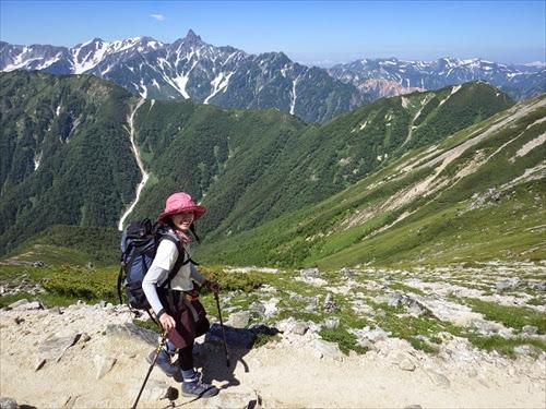 山ガール初心者のためのオススメ登山グッズ&槍ヶ岳持ち物リスト