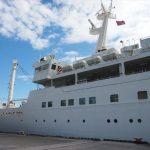 小笠原諸島の一番安い行き方と料金。24時間の船旅はこんな感じ!
