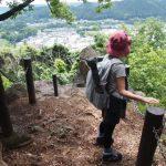 天覧山の初心者おすすめコース!20分で頂上へ。ハイキングレポート