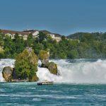 スイスのシャフハウゼンとライン滝、観光のポイント