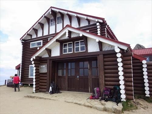 【燕山荘宿泊レポート】さすが「泊まってよかった山小屋」1位だな!