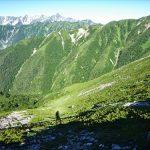 北アルプスの人気縦走ルート・常念岳から燕岳を超初心者が歩いてみた