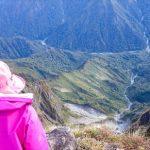 谷川岳山頂とノゾキの絶景。登山記録:トマの耳・オキの耳~ノゾキ