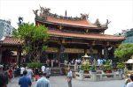 龍山寺のアクセスと正しい参拝方法、無料のおみくじを徹底解説!