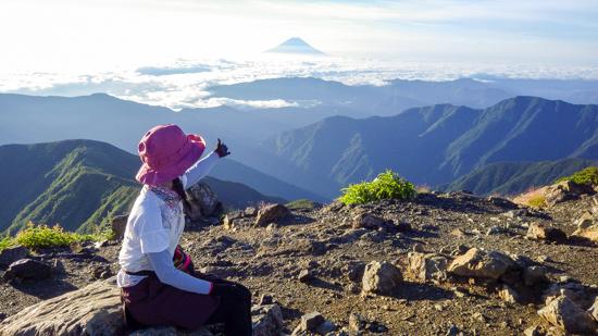 【北岳登山】おすすめのルートは? 初心者の北岳・間ノ岳縦走レポート
