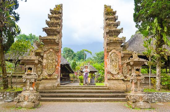 バリの静かなお寺を楽しみたいなら「バトゥカル寺院」がおすすめ!