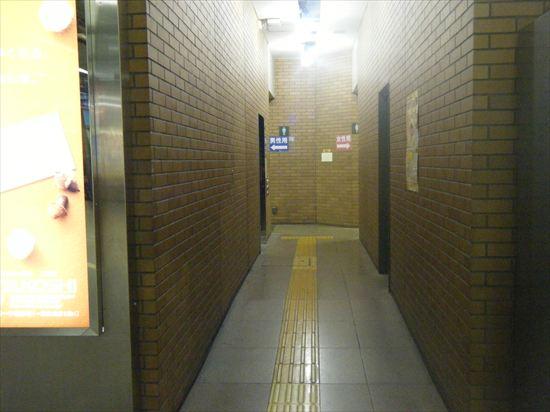 JR山手線 恵比寿のトイレ2