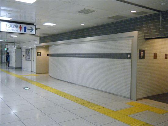 JR山手線 東京のトイレ5