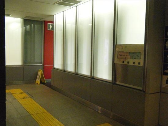 JR山手線 東京のトイレ3