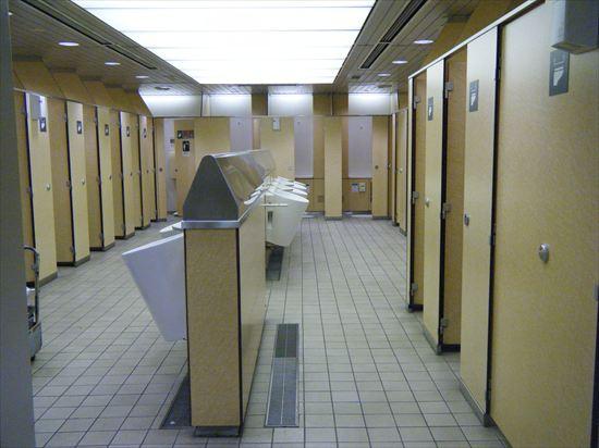 JR山手線 東京のトイレ3_2