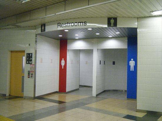JR山手線 東京のトイレ6