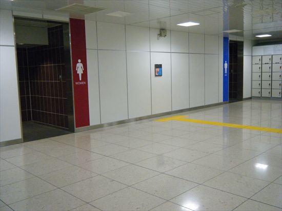 JR山手線 東京のトイレ2