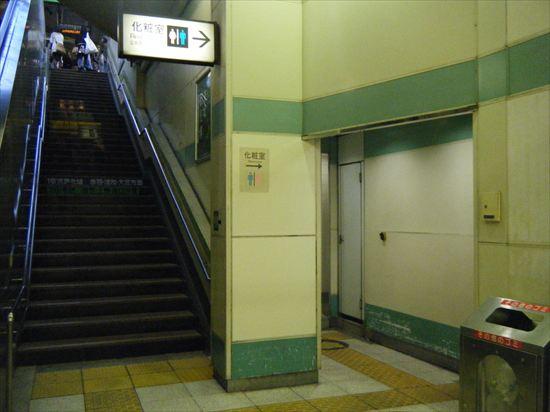 JR山手線 有楽町のトイレ2