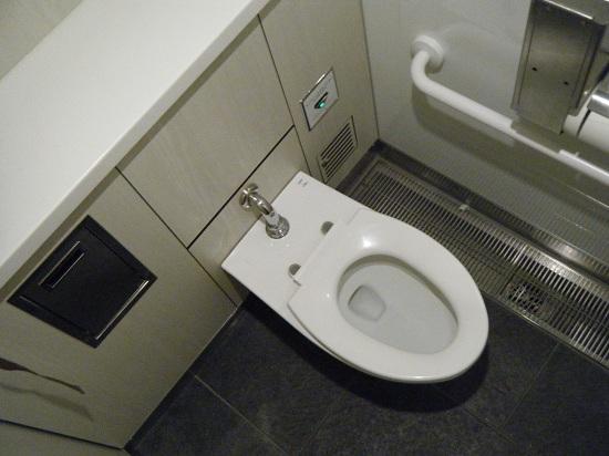 1位東京駅のトイレ