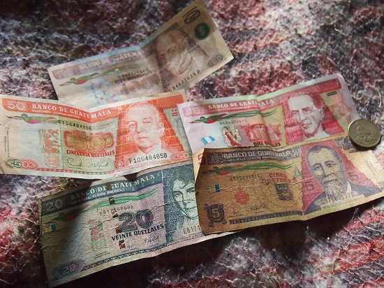 グアテマラのお金