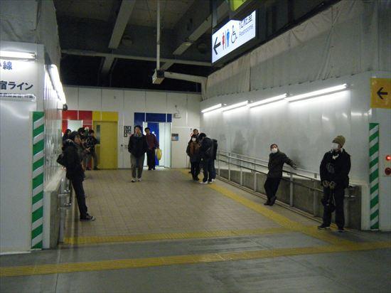 新宿駅のトイレ4