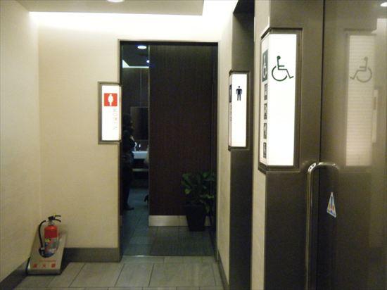 品川駅のトイレ2