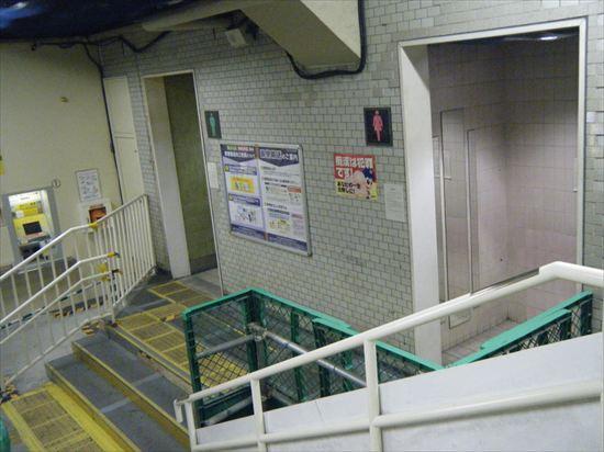神田のトイレ1