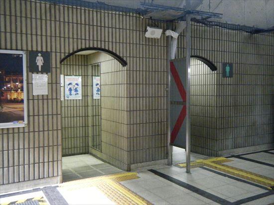 神田のトイレ2