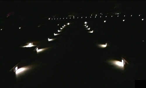 モルディブの夜